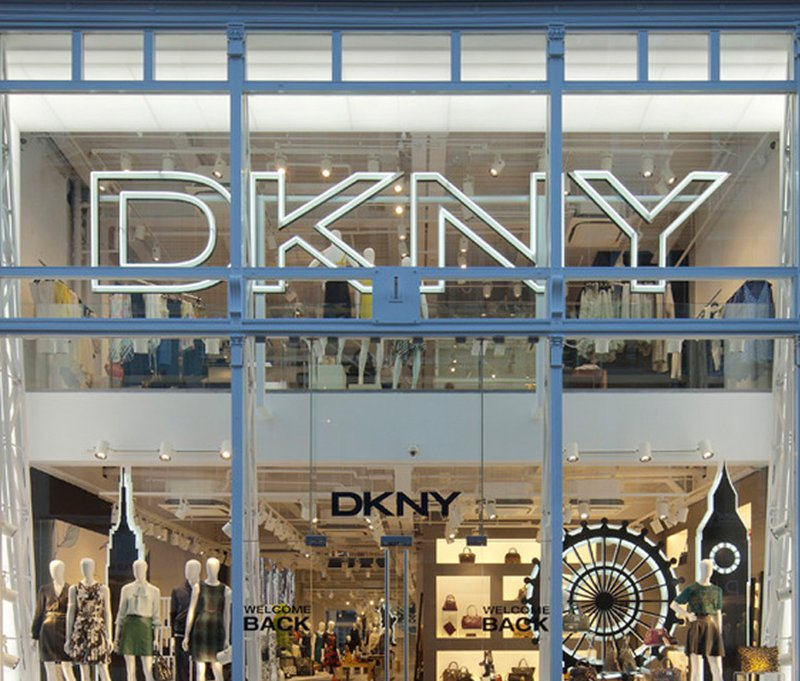 OBRIST Interior DKNY London UK