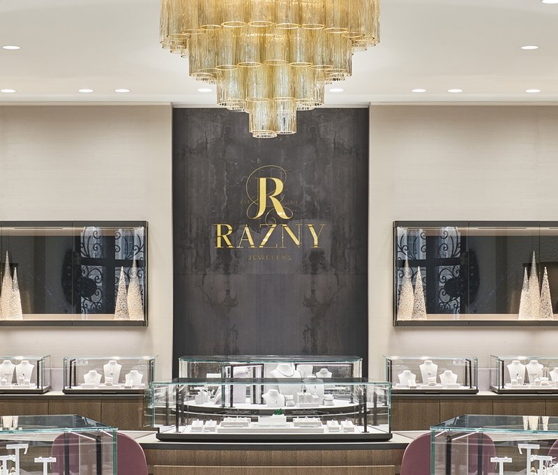 Obrist interior AG - Razny Jewellers - Chicago